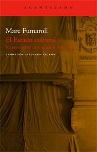 Sobre Vargas Llosa, el Estado cultural y un librorecomendado