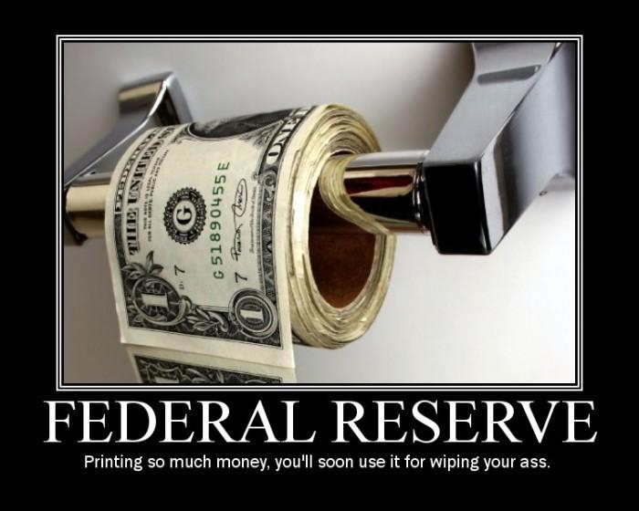 La crisis financiera que el Estado causó (fordummies).
