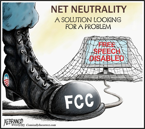 Neutralidad de la web: caballo de Troya delEstado