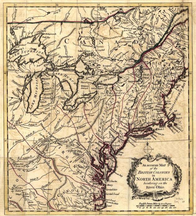 La independencia americana y el mercantilismobritánico