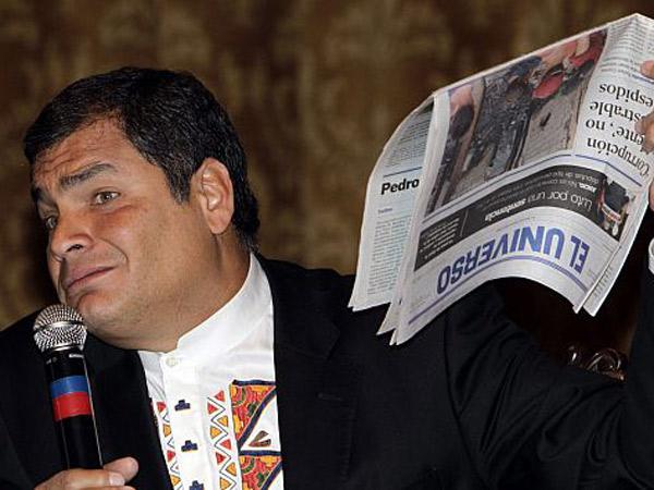 Ecuador: el 'reality' bananero